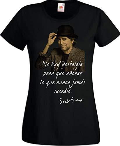Desconocido Camiseta DE Mujer JOAQUÍN S