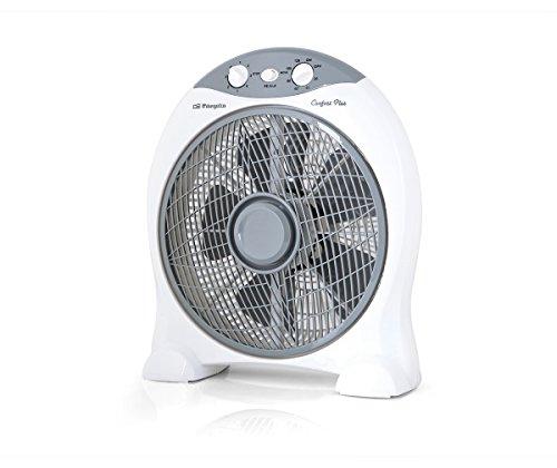 Orbegozo BF 0137 Ventilador Box Fan, 45 W