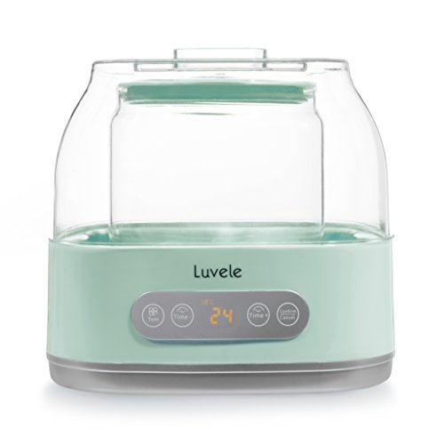 Luvele Pure Plus Yogurt Maker 2....