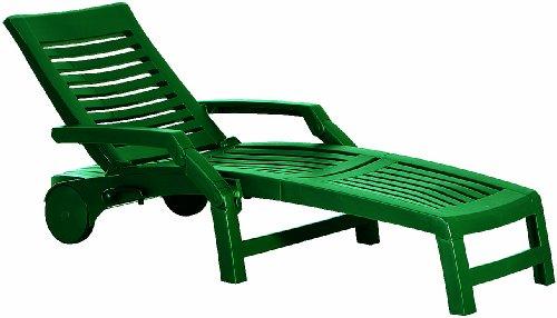 BEST 15400030 Rollliege Florida, grün