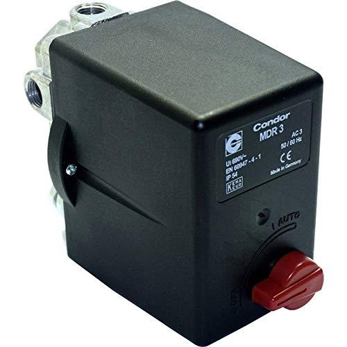 Condor Kompressorschalter Druckschalter MDR 3/6,3 A / 3/8
