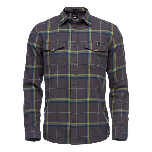 Black Diamond Valley Flannel Shirt - Chemise Homme