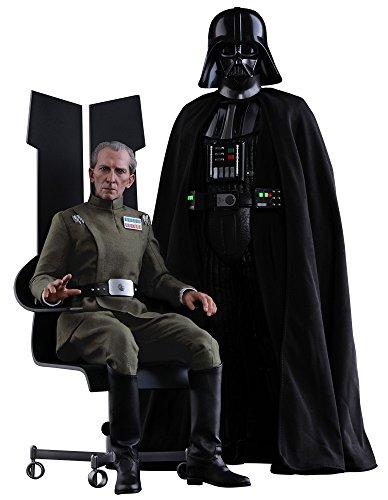Photo of Hot Toys Movie Masterpiece – Star Wars Episode IV A New Hope: Grand Moff Tarkin & Darth Vader