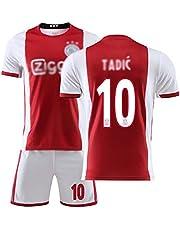 Voetbal Uniform, 19-20 Seizoen Ajax Voetbal Jersey, Volwassen Kinderen Jersey Voetbal Uniform Set Sport Pak T-Shirt Shorts Training Jerseys