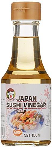 Miyako Reisessig für Sushi, 2,2% Säure (Sushi Su)ung (1 x 150 ml)
