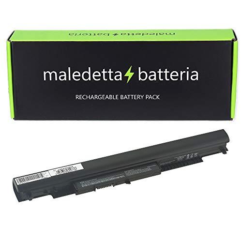 Batteria MaledettaBatteria per HP Compaq 240 G4, 245 G4, 246 G4, 250 G4, 255 G4, 256 G4; SOSTITUISCE HSTNN-LB6U HSTNN-LB6V HS03031-CL HS04041-CL - [14,4V - 14,8V] [2600mAh]