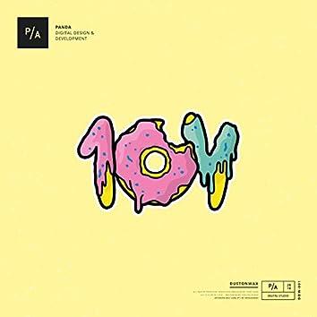 10Y (feat. DJ C.S.P.)