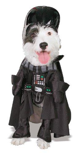 Star Wars Darth Vader huisdier kostuum