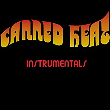 Canned Heat Instrumentals (Canned Heat Master Recordings)