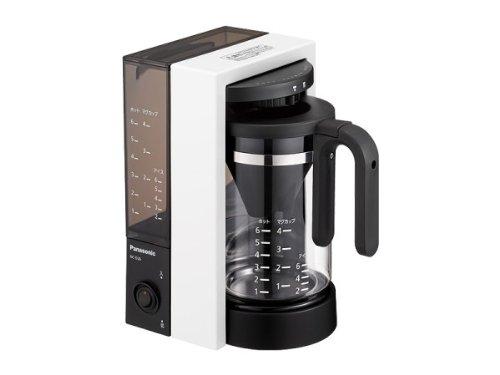 パナソニック コーヒーメーカー ホワイト NC-D26-W