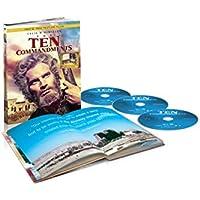 Ten Commandments (1923 and 1956) Digibook [Blu-ray]