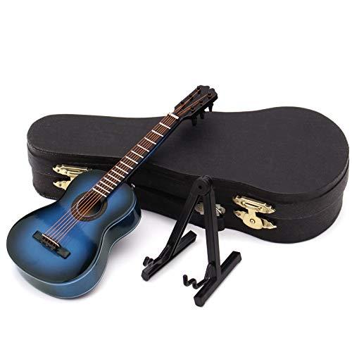 Guajave Réplica en miniatura para bajo, réplica de guitarras en miniatura, miniatura,...