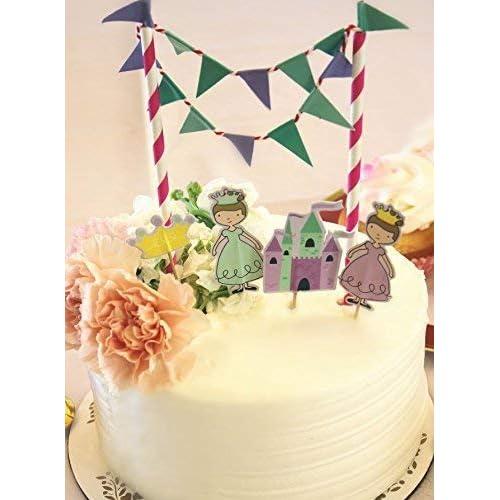 Marvelous Flag Bunting For Cake Amazon Com Personalised Birthday Cards Paralily Jamesorg