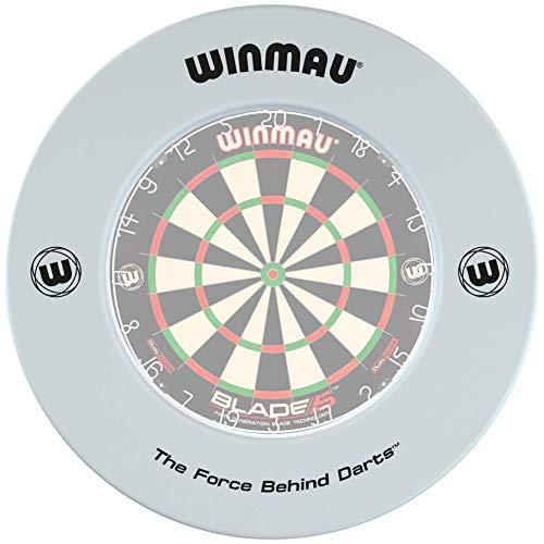 WINMAU Printed White Dartscheibe Surround
