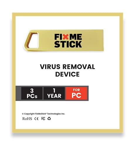 FixMeStick Gold Computer Virus Removal Stick