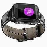 FVIWSJ Pulsera Anciano Smart Watch,GPS,Teléfono, Enviar...