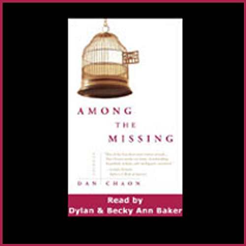 Among the Missing audiobook cover art