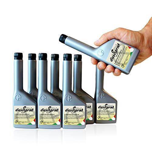 1 LITER (8 Flaschen von 125 ml) DIESELSPRINT multifunktionale Additiv für Diesel motoren