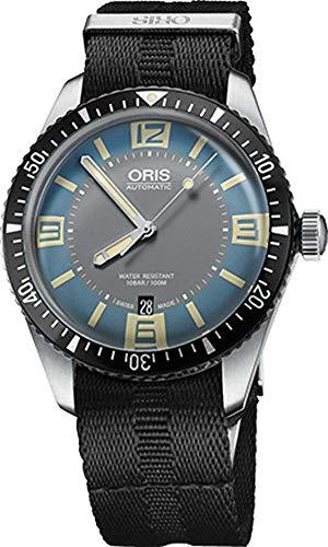 Oris Divers Sixty-Five reloj automático para hombre 73377074065FS-NATO