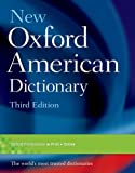 New Oxford American Dictionary 3rd Edition
