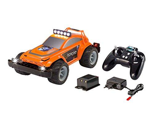 Revell Control X-treme RC Car - schnelles, sehr robustes ferngesteuertes Auto als SUV mit 2,4 GHz Fernsteuerung inkl. Akku und Ladegerät (kurze Ladezeit - langer Fahrspaß) - HONCHO 24808