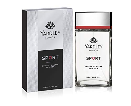 Yardley Sport by Yardley London Eau De Toilette Spray 3.4 oz / 100 ml (Men)