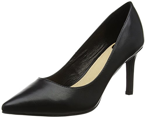 Buffalo H733-C002A-4 P1735A Damen Pumps, Schwarz (BLACK 01), 41 EU