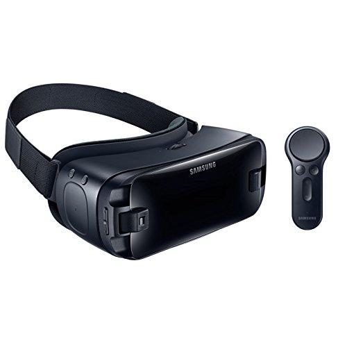 Samsung Gear VR Virtual Headset (französische Version)–Schwarz