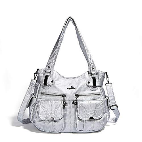 CMZ Backpack Women's Bag Trend Multifunctional Large Capacity Washable Women's Shoulder Bag Simple Fashionable Women's Shoulder Bag