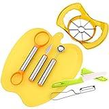 N / B Kit de Herramientas de Frutas domésticas, Caja Fuerte, Respetuoso con el Medio Ambiente, Resistente a la corrosión, Adecuado para Frutas