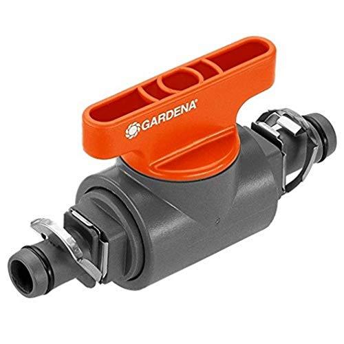 """Válvula de cierre 13 mm Quick & Easy Con el sistema de conexión""""Quick & Easy""""."""