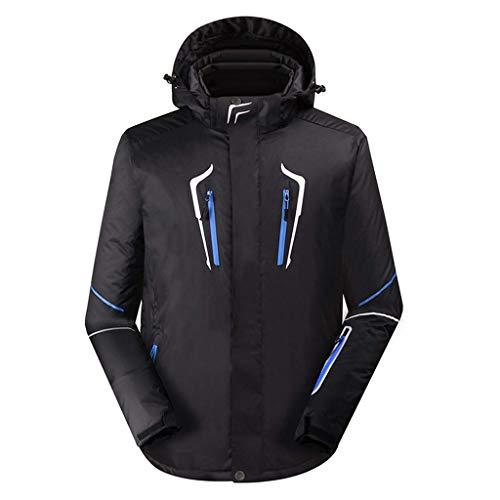 Zunruishop Winter Outdoor Skipak voor heren, fineer, tweepersoons skischoen, waterdicht, warm verdicht sneeuwpak, extreem koud pak