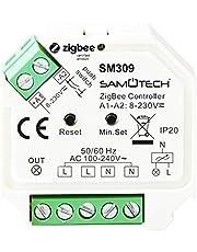 Samotech® Zigbee en WiFi Smart Sensors & Detectors, compatibel met Alexa