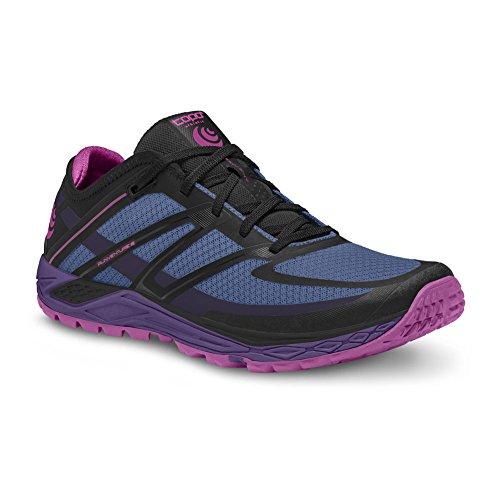 Topo Athletic Runventure 2 Laufschuhe für Damen, Violett - Stein Pflaume - Größe: 42 EU