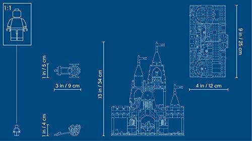 レゴDisney『シンデレラのお城(41154)』
