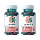 NEURIVA Brain Performance - Original Gummies 50 ct (Pack of 2)