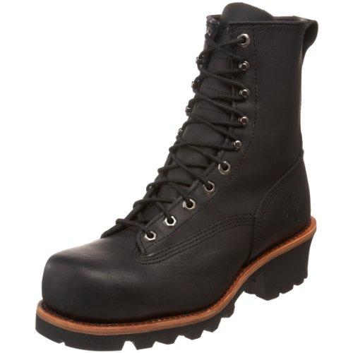 Chippewa Men's 8' Composite-Toe Logger Boot