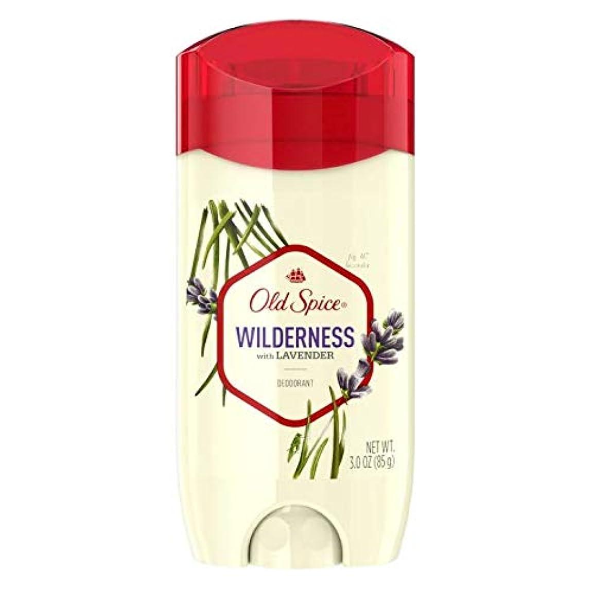 子供達バランスのとれたと遊ぶOld Spice Fresher Collection Wilderness Deodorant - 3.0oz オールドスパイス フレッシャー コレクション ワイルドネス デオドラント 85g [並行輸入品]