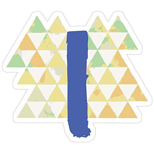 Story Storm Store Blue Slide Park Stickers (3 Pcs/Pack)