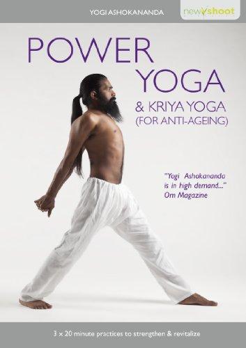 Power Yoga & Kriya Yoga by Yogi Ashokananda