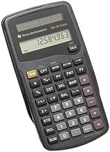 Texas Instruments BA35 Solar Calculator