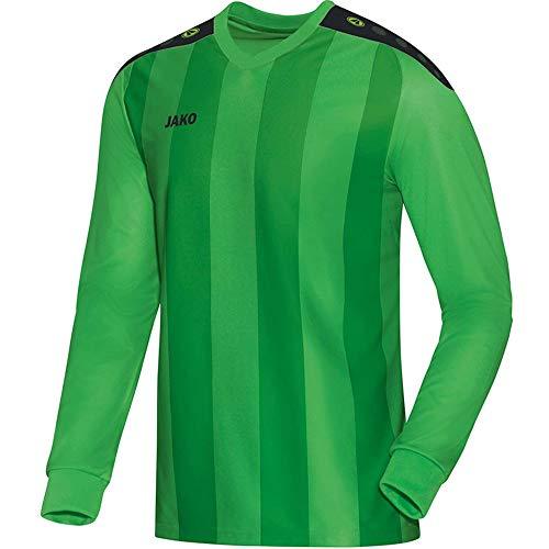JAKO Herren Trikot Porto LA, Soft Green/schwarz, M, 4353