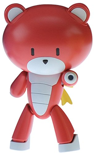 "Bandai Hobby HGBF 1/144 Burning Red Petit-Beargguy ""Gundam Build Fighters"" Model Kit"