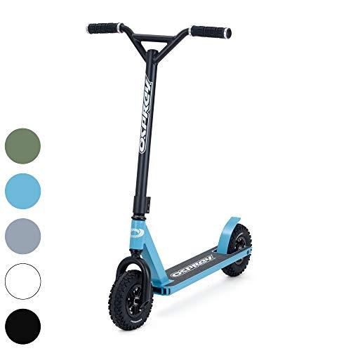 Osprey Off-Road Scooter - Tretroller für Kinder und Erwachsene - Stunt Scooter für alle Terrains und Bodenbeläge - hochwertiger Trick Scooter – sichere, stabile Konstruktion