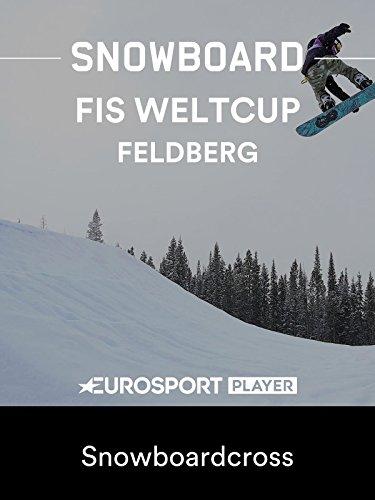 Snowboard: FIS Weltcup 2018/19 in Feldberg (GER) - Snowboardcross
