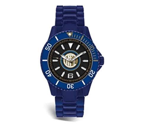 Reloj de cuarzo de pulsera de 42 mm del FC Inter. Producto oficial con garantía y caja