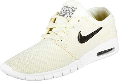 Nike Unisex-Erwachsene Stefan Janoski Max Fitnessschuhe, Mehrfarbig (Light Cream/Velvet Brown/White 202), 46 EU