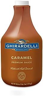 Ghirardelli, Creamy Caramel Sauce, 90.4-Ounce