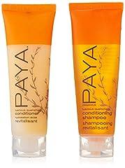 8 1 oz Bottles of PAYA Organics Luscious Quenching Conditioning Shampoo 8 1 oz Bottles of PAYA Organics Luscious Quenching Conditioner
