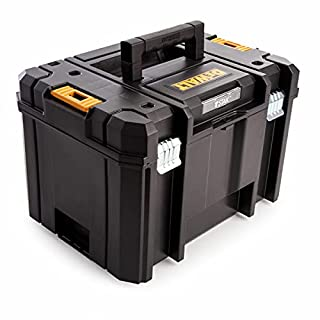 Dewalt DWST1-71195 TSTAK System DW, Box VI, negro, 440 x 176 x 314mm (B00CCFY5B6) | Amazon price tracker / tracking, Amazon price history charts, Amazon price watches, Amazon price drop alerts